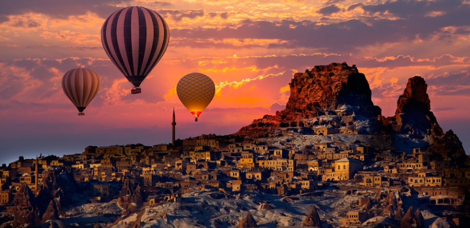 Nevsehir City Guide